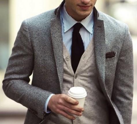 Làm mới vest/suit với 4 kiểu áo khoác nam