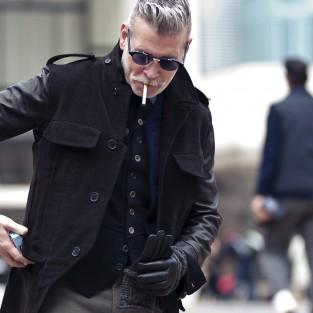 5 cách phối trang phục với áo khoác da