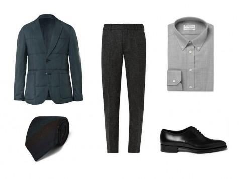 cách phối đồ vest với các kiểu áo khoác - sport jacket 1 - elleman