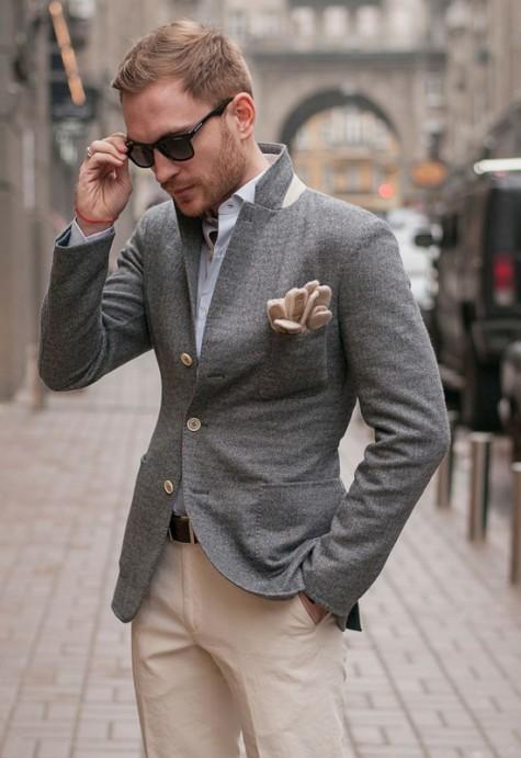 cách phối đồ vest với các kiểu áo khoác - sport jacket 2 - elleman