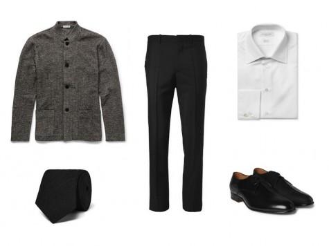 cách phối đồ vest với các kiểu áo khoác - wool jacket 2 - elleman
