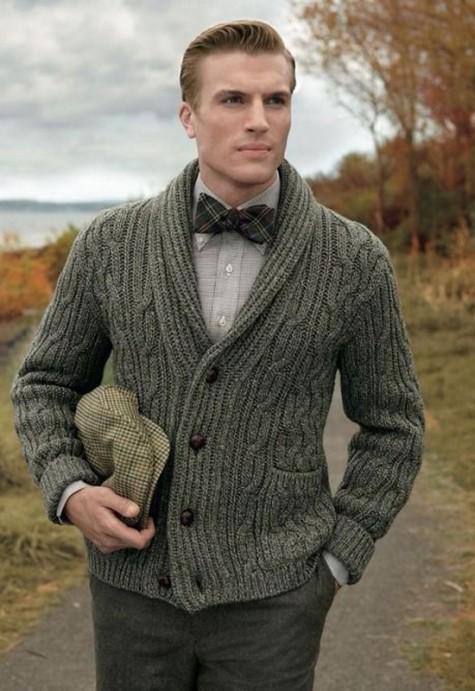 cách phối đồ vest với các kiểu áo khoác - wool jacket 3 - elleman