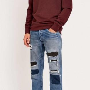 Các xu hướng áo & quần jeans nam hot 2016 - embellished 501 Levi's - elleman
