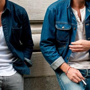 5 xu hướng áo quần jeans nam hot trong năm 2016