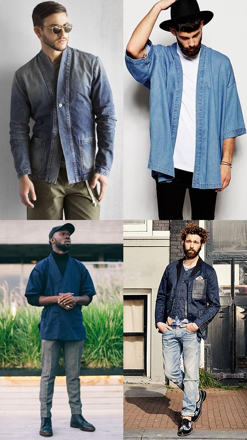 Các xu hướng áo & quần jeans nam hot 2016 - japanese - elleman