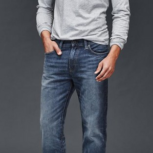 Các xu hướng áo & quần jeans nam hot 2016 - relaxed fit GAP original 1969 - elleman