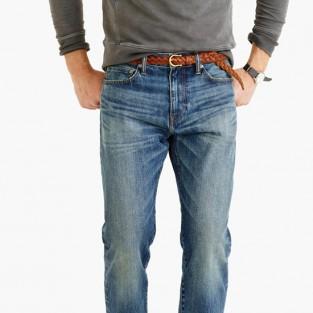 Các xu hướng áo & quần jeans nam hot 2016 - relaxed fit J.Crew 1 - elleman