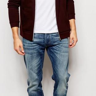 Các xu hướng áo & quần jeans nam hot 2016 - relaxed fit Replay - elleman