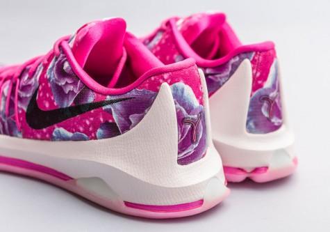 """Nike KD 8 """"Aunt Pearl"""" - Giày bóng rổ với ý nghĩa tuyệt vời"""