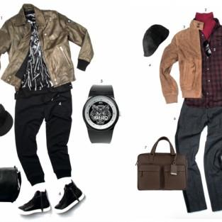 6 món đồ thời trang cool cho thời tiết se lạnh