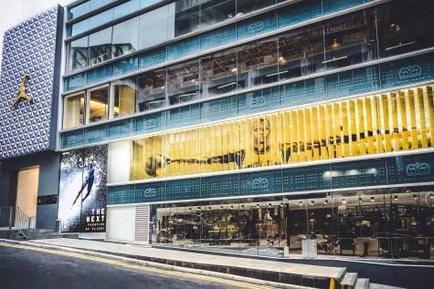 Trải nghiệm cửa hàng giày Jordan lớn nhất châu Á