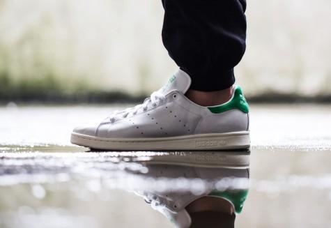 6 thương hiệu giày thời trang tối giản đình đám nhất hiện nay - adidas stan smith 4 - elleman