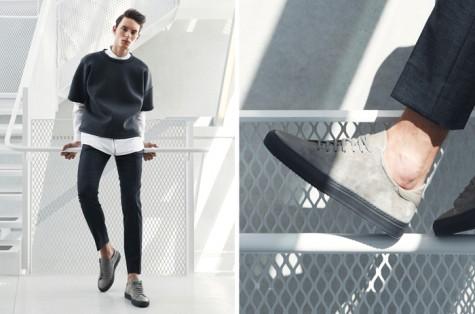 6 thương hiệu giày thời trang tối giản đình đám nhất hiện nay - axel arigato - elleman 7