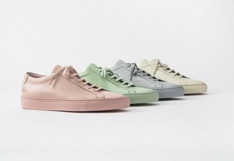 6 thương hiệu giày thời trang tối giản đình đám nhất hiện nay - common projects - elleman 2
