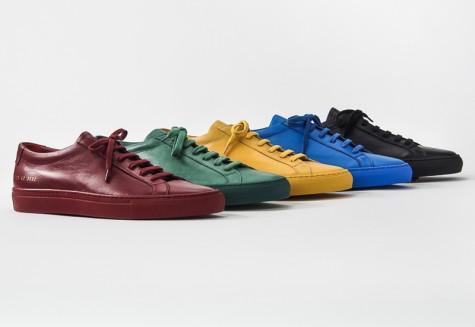 6 thương hiệu giày thời trang tối giản đình đám nhất hiện nay - common projects - elleman 3