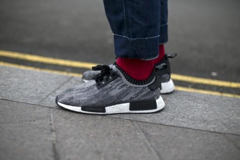 Những đôi giày sneaker nam nổi bật Tuần lễ thời trang London 2016