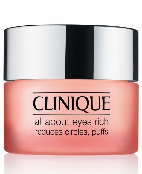 Một trong những kem dưỡng da mắt đình đám nhất: Clinique - All about eyedành cho unisex.
