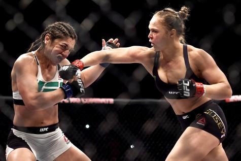 người chiến thắng ảo Ronda Rousey
