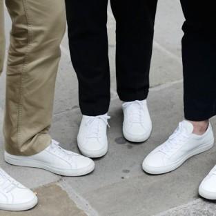8 kiểu giày sneaker nam khỏe khoắn