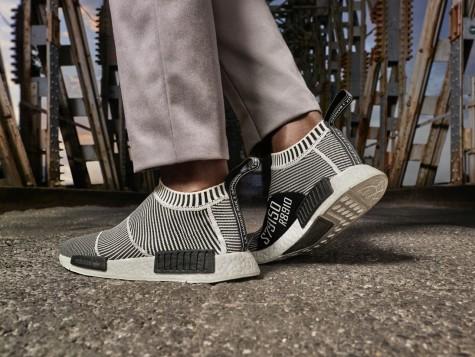 Xu hướng thời trang sneaker Hè 2016: Adidas NMD City Sock