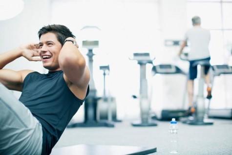 5 lưu ý tránh chấn thương khi tập thể hình - Luyện tập nhẹ nhàng vào ngày nghỉ - elle man