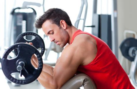 5 lưu ý tránh chấn thương khi tập thể hình - Tránh tập quá sức - elle man