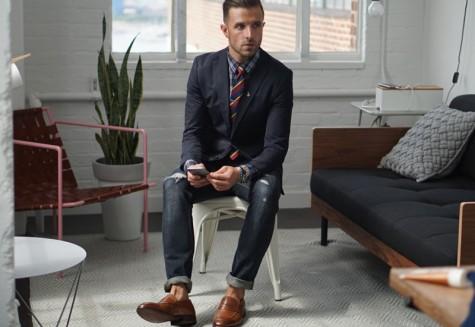 7 xu hướng thời trang giày nam nên tránh - penny loafers - elleman 2