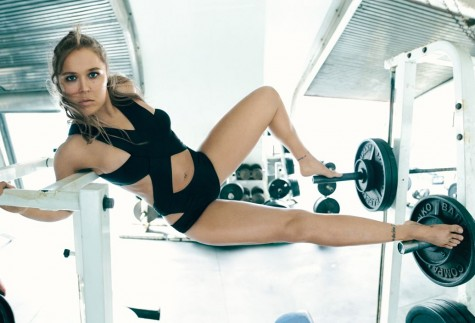 người chiến thắng ảo Ronda Rousey - heading image - elleman