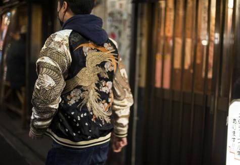 Áo khoác nam: Những điều nên biết về Souvenir Jacket