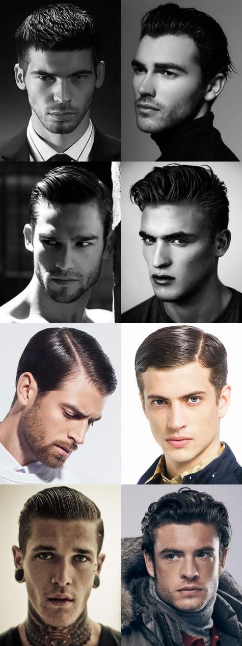 Từ khóa cho các kiểu tóc cho nam Kinh điển và mê hoặc - elleman - 4