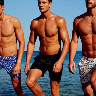 Cách chọn quần bơi nam theo từng vóc dáng