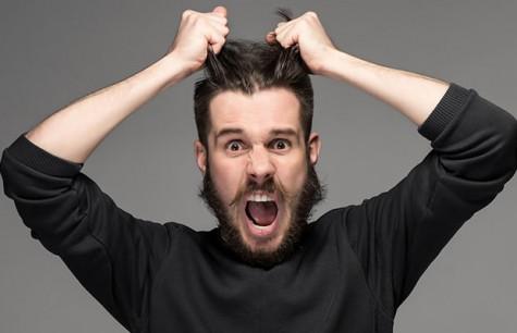 6 bí quyết trị rụng tóc ở nam giới - 4