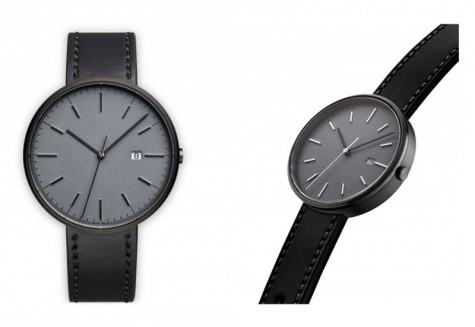 Đen - phong cách thời trang - black uniform wares M40.SGR-01 - elle man