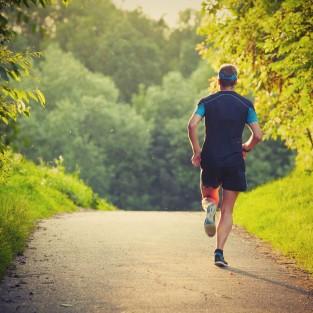 Cuộc sống tươi đẹp hơn với chạy bộ