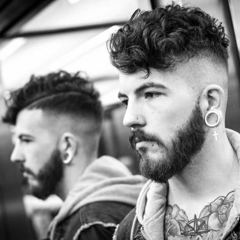 Những anh chàng cool boy và những kiểu tóc nam 2016 - elleman - 0