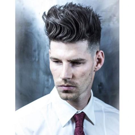 Những anh chàng cool boy và những kiểu tóc nam 2016 - elleman - 5