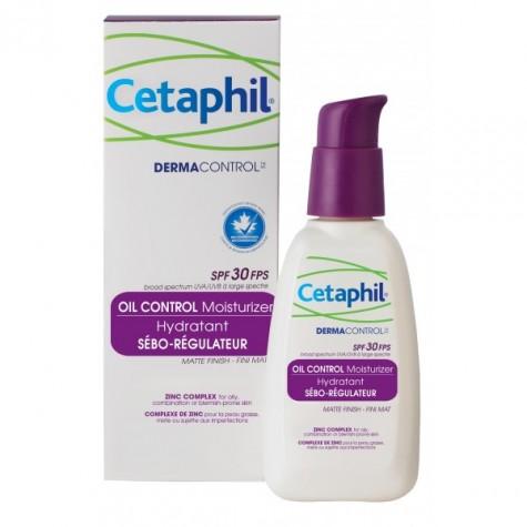 Kem chống nắng broad spectrum SPF 30 phù hợp với những chàng trai da dầu, nhạy cảm và dễ nổi mụn từ Cetaphil.