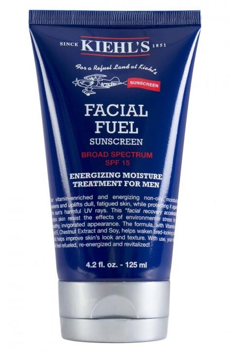 Kiehl's Face Fuel SPF 15 - kem chống nắng dưỡng ẩm cho nam giới từ hãng dược mỹ phẩm nổi tiếng Kiehl's của Mỹ