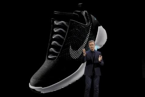 18 điều thú vị về giày thể thao Nike HyperAdapt 1.0