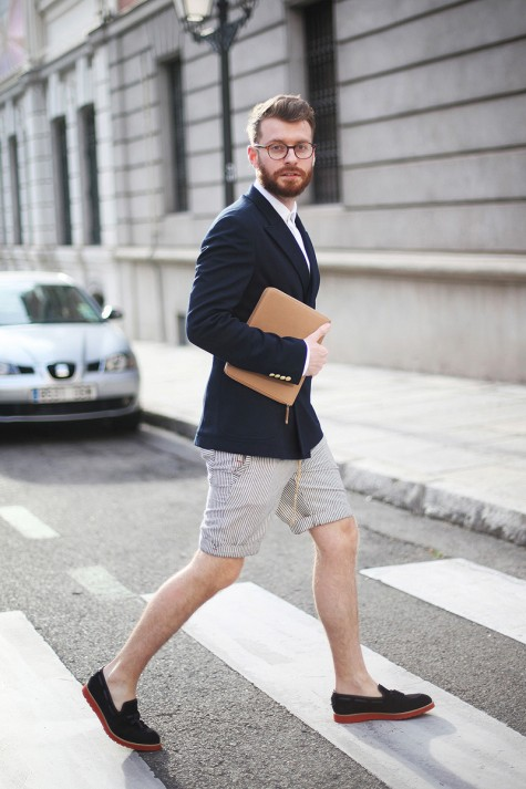 Chọn giày cho 4 kiểu quần shorts nam – ELLE Man