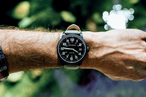 5 loại đồng hồ nam cơ bản