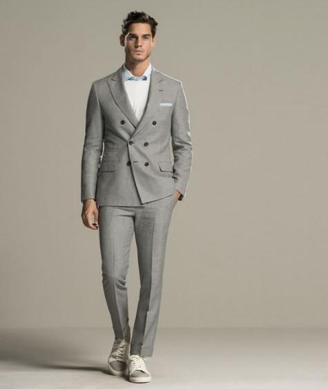 5 cách phối đồ suits đẹp cùng trainers 5 - elleman