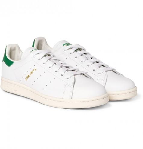 5 cách phối đồ suits đẹp cùng trainers - adidas stan smith sneakers - elleman