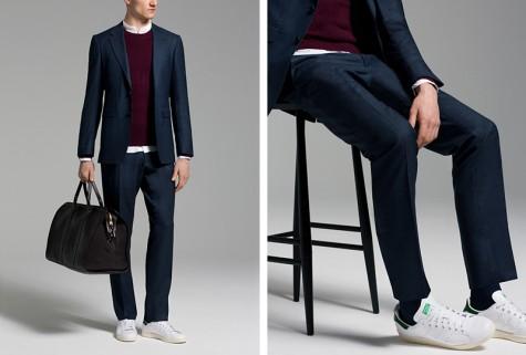 5 cách phối đồ suits đẹp cùng trainers - heading image - elleman