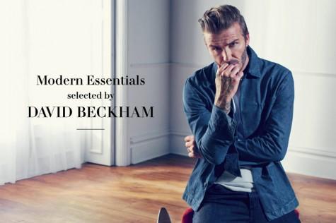 6 cái bắt tay tuyệt vời nhất trong thế giới thời trang - DAvid Beckham x H&M - elleman 1