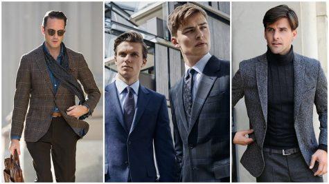 Phong cách thời trang: Phân biệt suit jacket, blazer & sport jacket