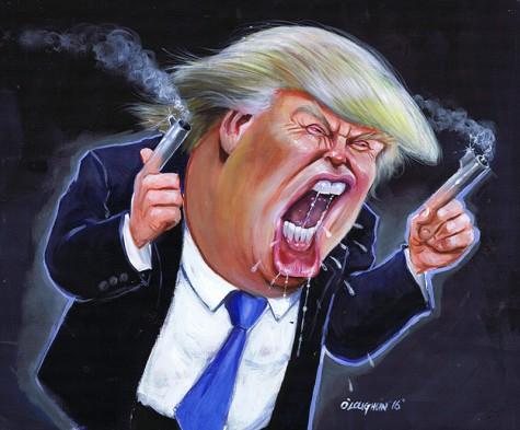 Donald trump - elle man 6