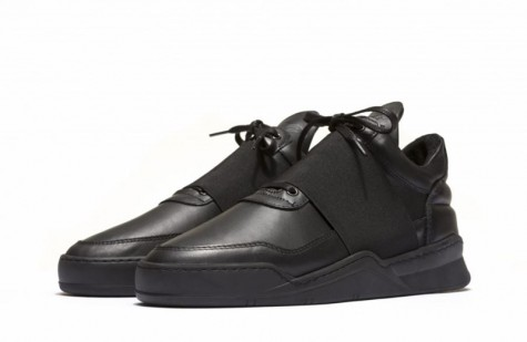 giày thể thao không dây - Filling Pieces Low Top Elastic - elle man 2