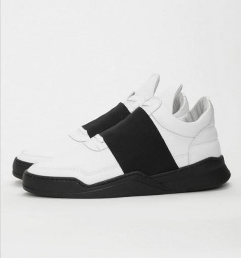 giày thể thao không dây - Filling Pieces Low Top Elastic - elle man 6