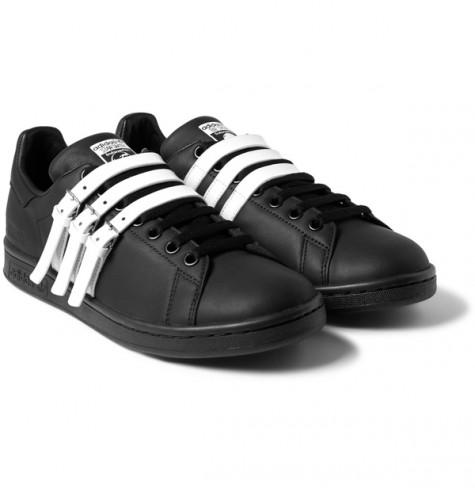 giày thể thao không dây - adidas x Raf Simons Stan Smith Buckle - elle man 1